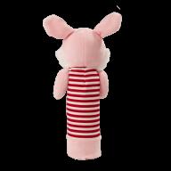 Пятая миниатюра новогоднего подарка Пенал Зайчонок