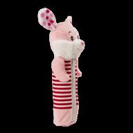 Восьмая миниатюра новогоднего подарка Пенал Зайчонок