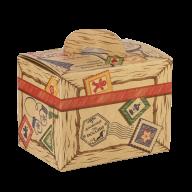 миниатюра новогоднего подарка Сладкая бандероль