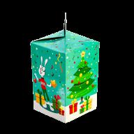 миниатюра новогоднего подарка Веселый кролик